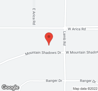 11368 W MOUNTAIN SHADOWS Drive