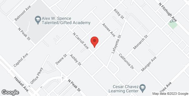 2202 N Carroll Avenue Dallas TX 75204