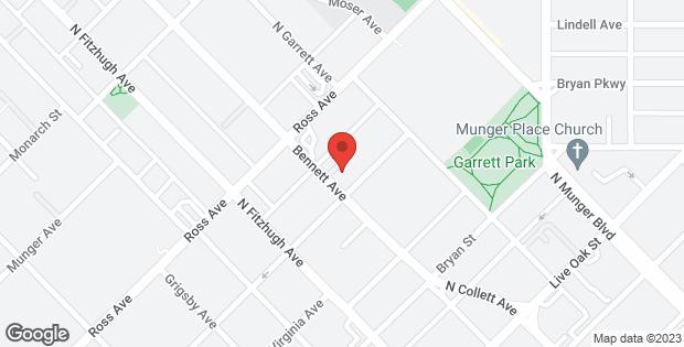 5005 San Jacinto Street Dallas TX 75206