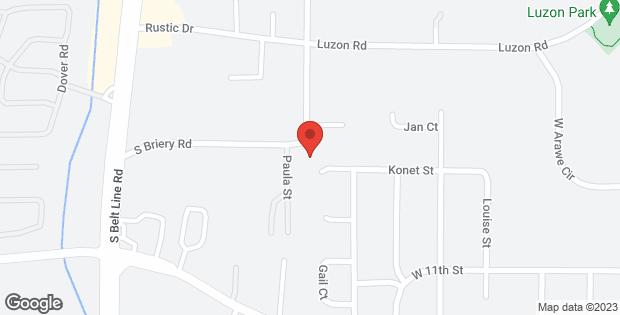 3217 Konet Street Irving TX 75060