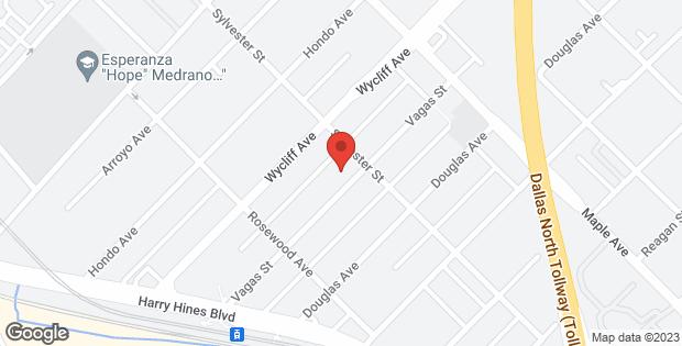 2343 VAGAS Street Dallas TX 75219