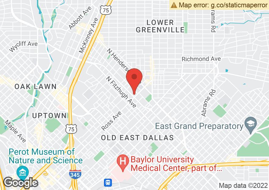 Google Map of 5001 ROSS AVE