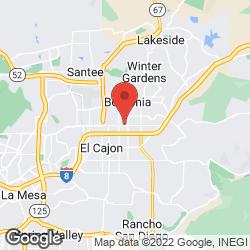 Cajon Hills Escrow on the map