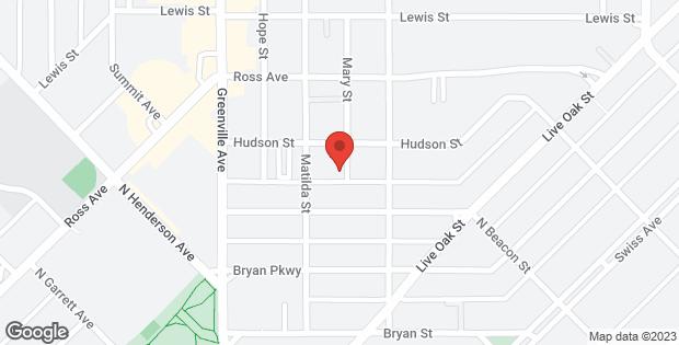 1509 Mary Street Dallas TX 75206
