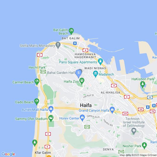 שדרות הנשיא 76, חיפה, ישראל