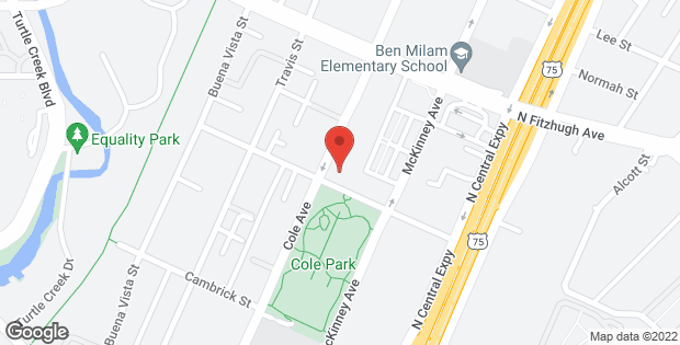 4104 Cole Avenue #105 Dallas TX 75204