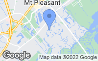Map of Mount Pleasant, SC