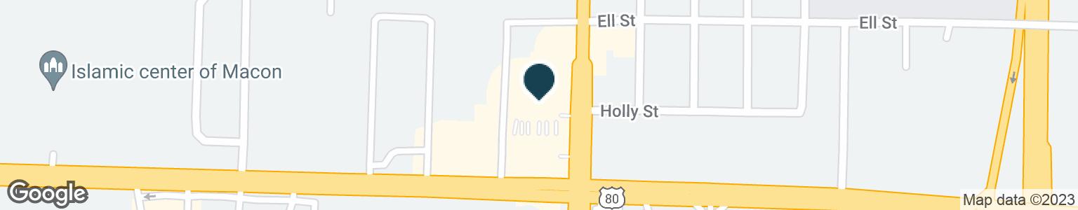 Google Map of2495 PIO NONO AVE