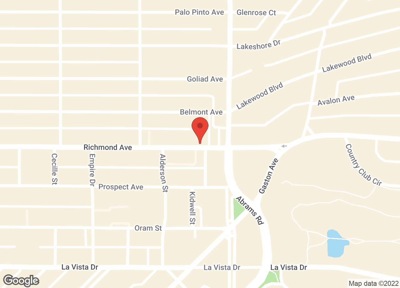 Google Map of VCA Lakewood Animal Hospital
