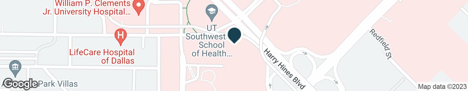 Google Map of5959 HARRY HINES BLVD