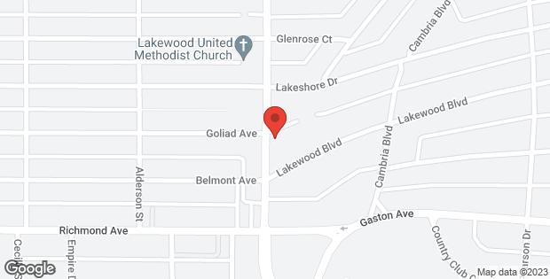 6404 Goliad Avenue Dallas TX 75214