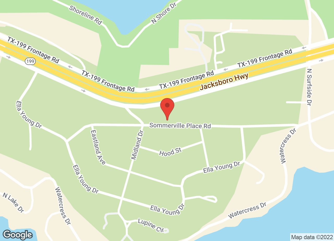 Google Map of VCA Lakeside Animal Hospital