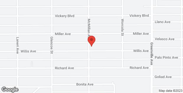 5501 Willis Avenue Dallas TX 75206