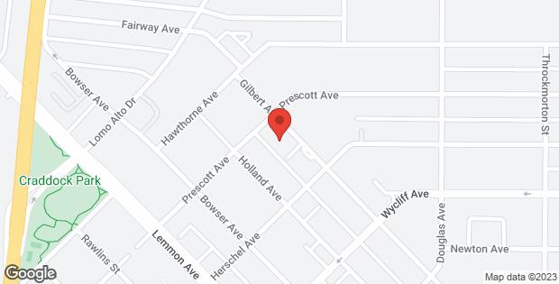 4425 Gilbert Avenue Studio Dallas TX 75219