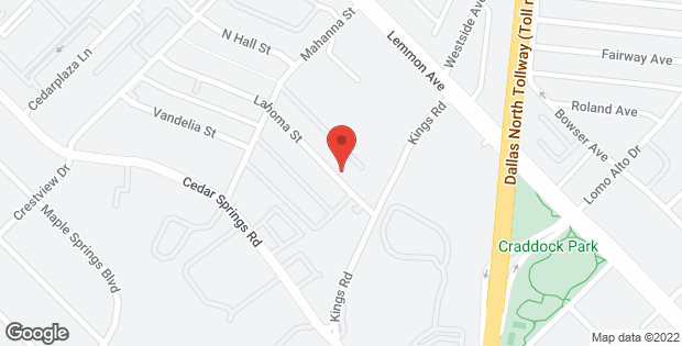 4940 Lahoma Street Dallas TX 75235