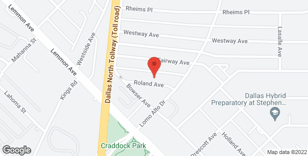 4518 Roland Avenue Highland Park TX 75219