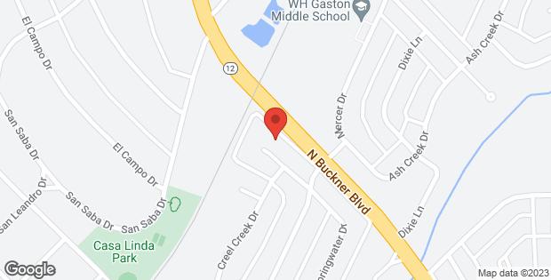 9526 Springwater Drive Dallas TX 75228