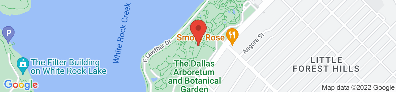 The Dallas Arboretum and Botanical Garden, Garland Road, Dallas, TX, USA