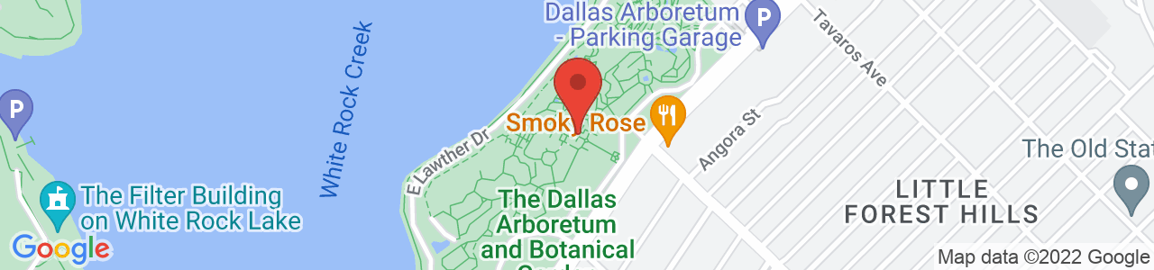 The Dallas Arboretum and Botanical Garden, Garland Road, Dallas, TX, USA