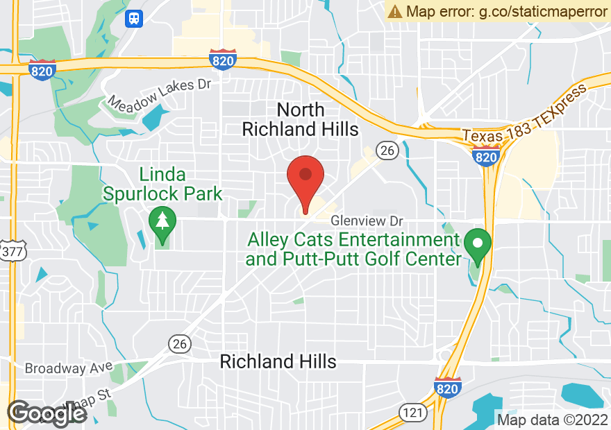 Google Map of 7151 GRAPEVINE HWY