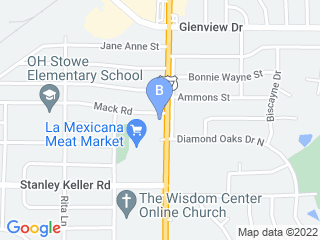 Map of Animal House Pet Sitting Services Dog Boarding options in Haltom City | Boarding