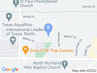 Map of Comfort Crew Pet Sitters Dog Boarding options in North Richland Hills | Boarding