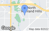 Map of North Richland Hills, TX