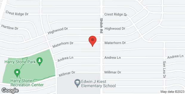 2636 Materhorn Drive Dallas TX 75228