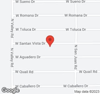 3345 W SANTAN VISTA Drive