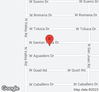 3415 W SANTAN VISTA Drive