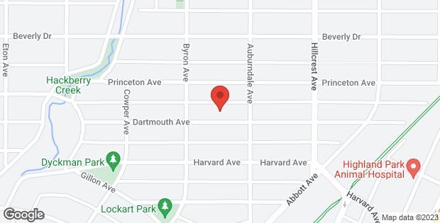 3516 Dartmouth Avenue Highland Park TX 75205