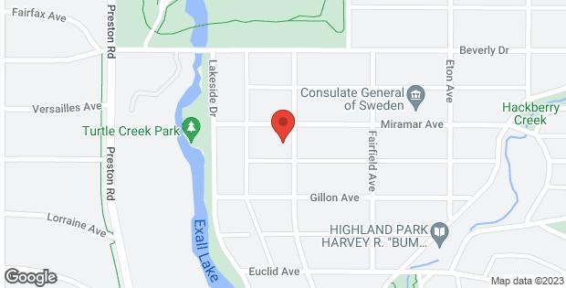 4001 Miramar Avenue Highland Park TX 75205