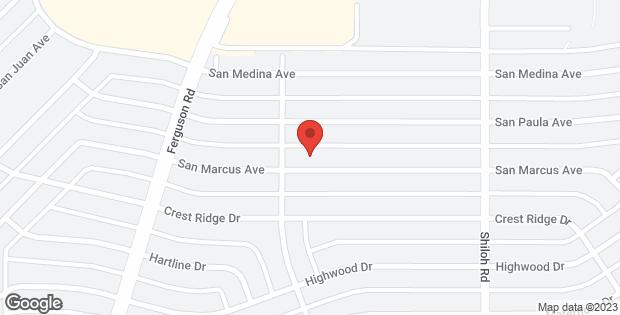 2515 San Marcus Avenue Dallas TX 75228