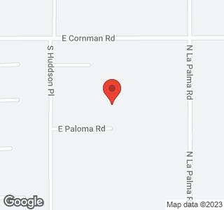 3016 E PALOMA Road