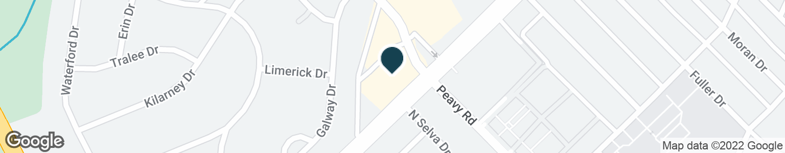 Google Map of9937 GARLAND RD