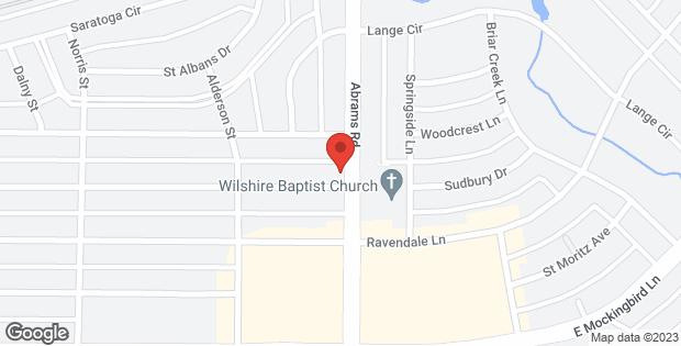 6347 Sudbury Drive Dallas TX 75214