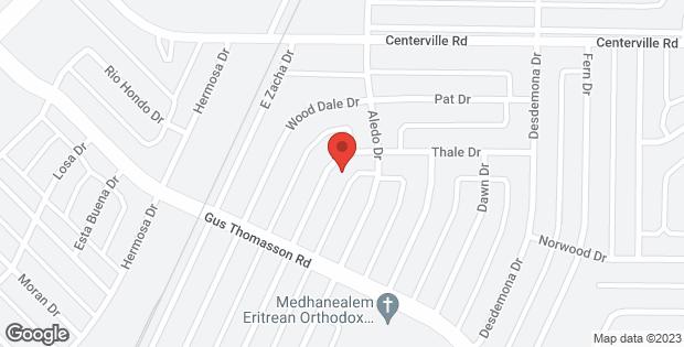10644 Cayuga Drive Dallas TX 75228