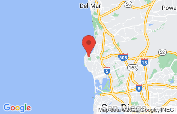 Map of La Jolla