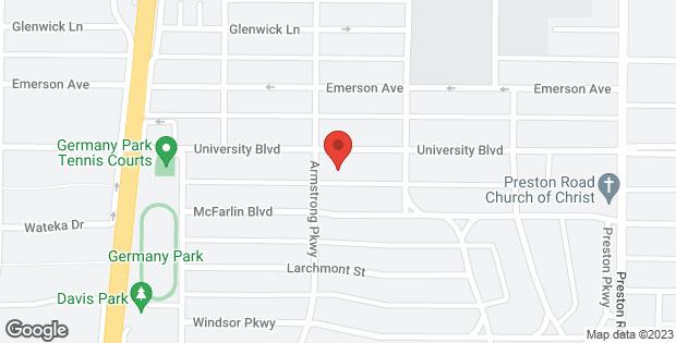 4323 University Boulevard University Park TX 75205