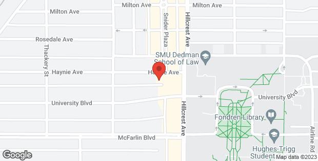 3409 Haynie Avenue University Park TX 75205