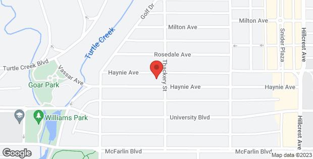 3604 Haynie Avenue University Park TX 75205