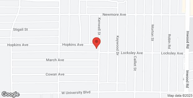 4826 Hopkins Avenue Dallas TX 75209