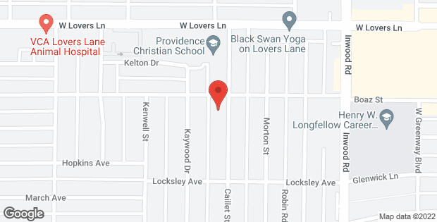 7619 Caillet Street Dallas TX 75209
