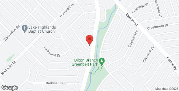 854 Creekridge Drive Dallas TX 75218