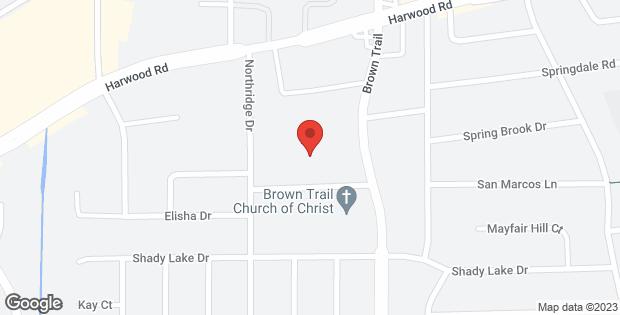2701 Brown Trail Bedford TX 76021
