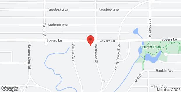 7001 Baltimore Drive University Park TX 75205