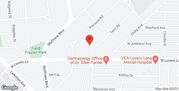 4309 Taos Road Dallas TX 75209