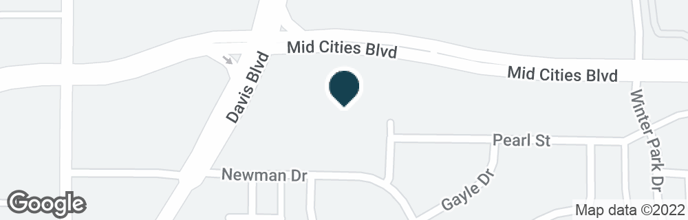 Google Map of6350 DAVIS BLVD
