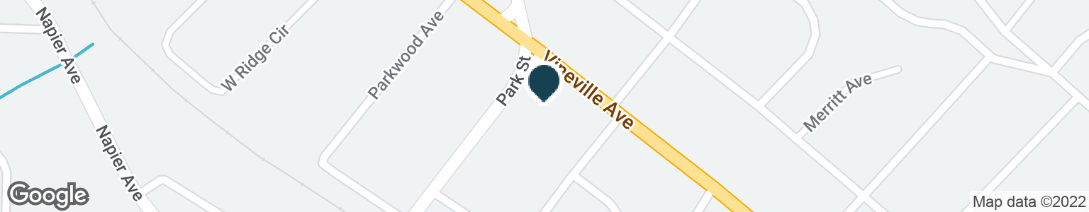 Google Map of3888 VINEVILLE AVE