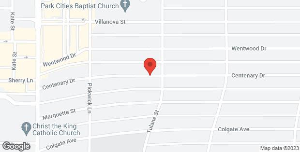 3909 Centenary Avenue University Park TX 75225